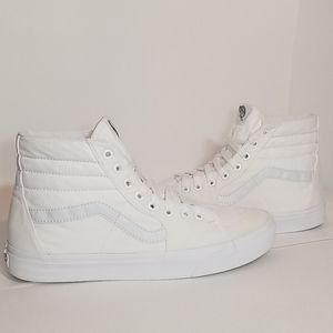 Vans Off the Wall White Size 10.5 Mens